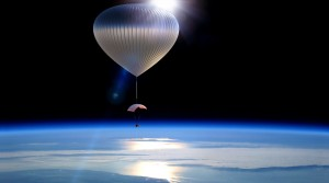 World View's high-altitude balloon