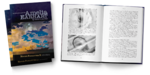 """Book II of the """"Never Forgotten"""" series, """"The Deep Sea Quest for Amelia Earhart"""""""