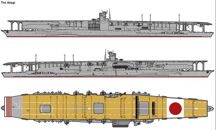 IJN Carrier Wreckage: Identification Analysis Report