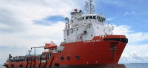 Research Vessel R/V Mermaid Vigilance