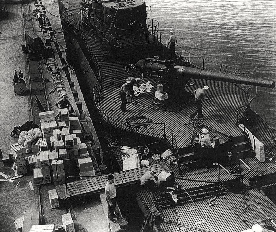 USS Nautilus - 5