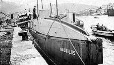 Nautilus in Bergen, Norway
