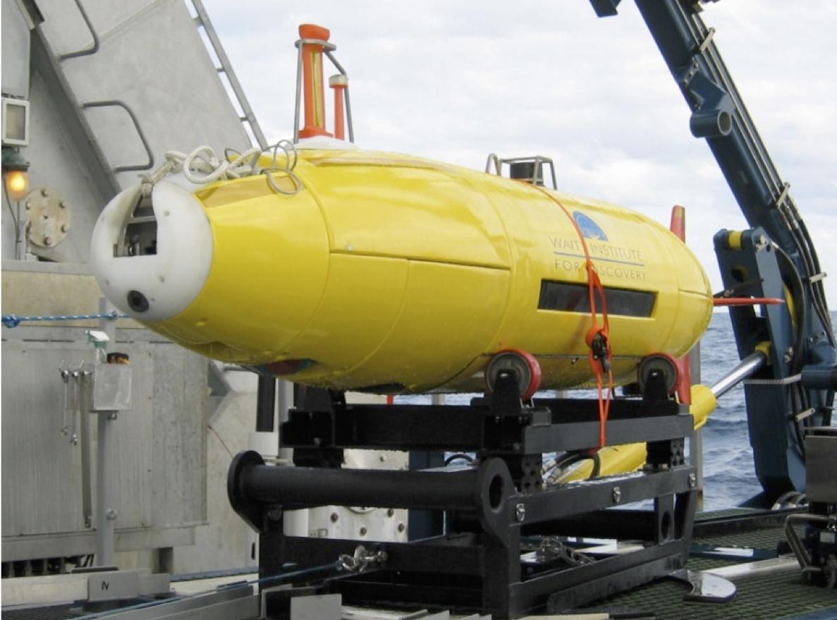 Remus 6000 Autonomous Underwater Vehicle